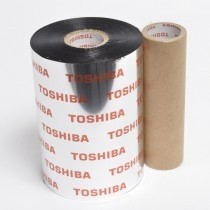 Toshiba TEC Ink Ribbon<br>114mm x 600 metres<br> AG2