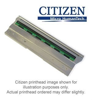 Citizen CL-S700 Thermal Printhead (JN09802-0)