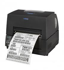 Citizen CL-S6621 Thermal Transfer Label Printer