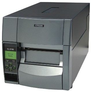 Citizen CL-S700 Thermal Transfer Label Printer