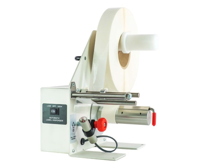 Labelmate LD100-U<br>Electronic Label Dispenser<br>For Clear and Standard Labels