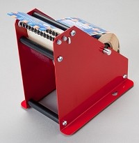 Manual Label Dispenser 80 - Red