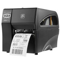 Zebra ZT220 300dpi Thermal Transfer Label Printer - ETHERNET