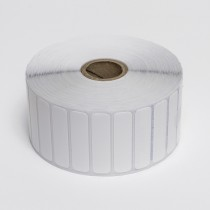 Rolls of 2000 46mm x 12mm Iron-On Nametags Roll of 2,000 Pre-cut Labels